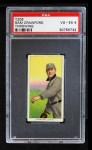 1909 T206 THR Sam Crawford  Front Thumbnail