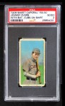 1909 T206 CUBS Johnny Evers  Front Thumbnail