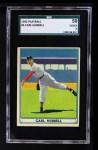 1941 Play Ball #6  Carl Hubbell  Front Thumbnail