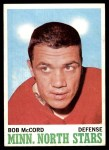 1970 Topps #41  Bob McCord  Front Thumbnail