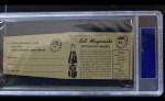 1958 Hires Root Beer #36 TAB Bill Mazeroski  Back Thumbnail