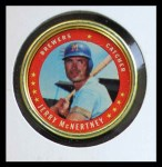 1971 Topps Coins #68  Gerald McNertney  Front Thumbnail