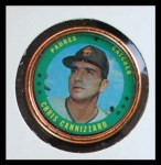 1971 Topps Coins #109  Chris Cannizzaro  Front Thumbnail