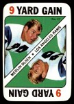 1971 Topps Game #27  Merlin Olsen  Front Thumbnail