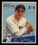1934 Goudey #30  Julius Solters  Front Thumbnail