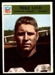 1966 Philadelphia #152  Mike Lind  Front Thumbnail