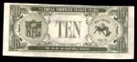 1962 Topps Football Bucks #24  Johnny Unitas  Back Thumbnail