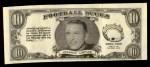 1962 Topps Football Bucks #24  Johnny Unitas  Front Thumbnail