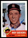 1953 Topps Archives #67  Roy Sievers  Front Thumbnail
