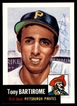 1953 Topps Archives #71  Tony Bartirome  Front Thumbnail