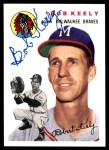 1954 Topps Archives #176  Bob Keely  Front Thumbnail