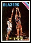 1975 Topps #94  Larry Steele  Front Thumbnail