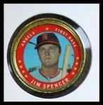 1971 Topps Coins #4  Jim Spencer  Front Thumbnail