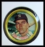 1964 Topps Coins #72  Bobby Richardson  Front Thumbnail