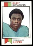 1973 Topps #331  Rudy Redmond  Front Thumbnail