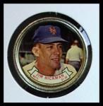 1964 Topps Coins #92  Jim Hickman  Front Thumbnail