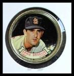 1964 Topps Coins #95   Ernie Broglio   Front Thumbnail