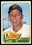 1965 Topps #99  Gil Hodges  Front Thumbnail