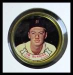 1964 Topps Coins #93  Jim Bunning  Front Thumbnail