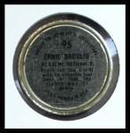 1964 Topps Coins #95   Ernie Broglio   Back Thumbnail