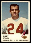 1961 Fleer #27  Bill Stacy  Front Thumbnail
