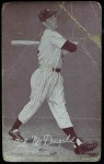 1947 Exhibits  Gil McDougald   Front Thumbnail