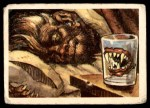 1959 Topps / Bubbles Inc You'll Die Laughing #20   Fanged dentures in glass Front Thumbnail