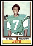 1974 Topps #337  Ed Bell  Front Thumbnail