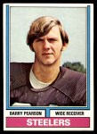 1974 Topps #356  Barry Pearson  Front Thumbnail
