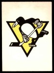 1977 O-Pee-Chee #335   Penguins Records Front Thumbnail