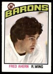 1976 O-Pee-Chee NHL #298  Fred Ahern  Front Thumbnail