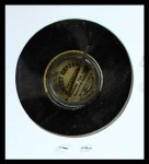 1910 Sweet Caporal Pins SM Clark Griffith  Back Thumbnail