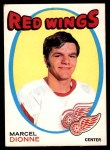 1971 O-Pee-Chee #133  Marcel Dionne  Front Thumbnail