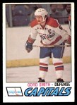 1977 O-Pee-Chee #387  Gord Smith  Front Thumbnail