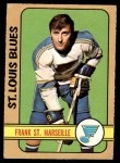 1972 O-Pee-Chee #65  Frank St.Marseille  Front Thumbnail