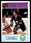 1975 Topps #289   -  Richard Martin  First Team All-Stars Front Thumbnail