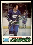 1977 O-Pee-Chee #368  Ron Sedlbauer  Front Thumbnail