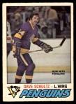 1977 O-Pee-Chee #353  Dave Schultz  Front Thumbnail