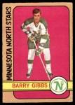 1972 O-Pee-Chee #101  Barry Gibbs  Front Thumbnail