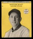 1941 Goudey #18  Whitlow Wyatt  Front Thumbnail