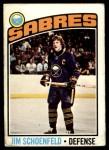 1976 O-Pee-Chee NHL #241  Jim Schoenfeld  Front Thumbnail