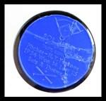 1955 Armour Coins #23 BLU Bob Turley  Back Thumbnail