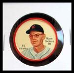 1962 Salada Coins #85  Norm Siebern  Front Thumbnail