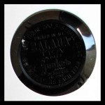 1962 Salada Coins #212  Chuck Estrada  Back Thumbnail