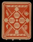 1951 Topps Red Back #11  Gene Hermanski  Back Thumbnail