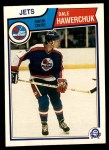 1983 O-Pee-Chee #385  Dale Hawerchuk  Front Thumbnail