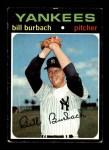 1971 Topps #683  Bill Burbach  Front Thumbnail