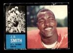 1962 Topps #153  J.D. Smith  Front Thumbnail
