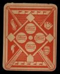 1951 Topps Red Back #32  Hank Thompson  Back Thumbnail