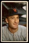 1953 Bowman #22  Bob Porterfield  Front Thumbnail
